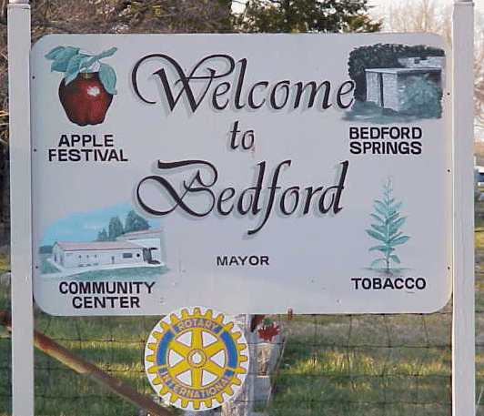 Bedford Welcome